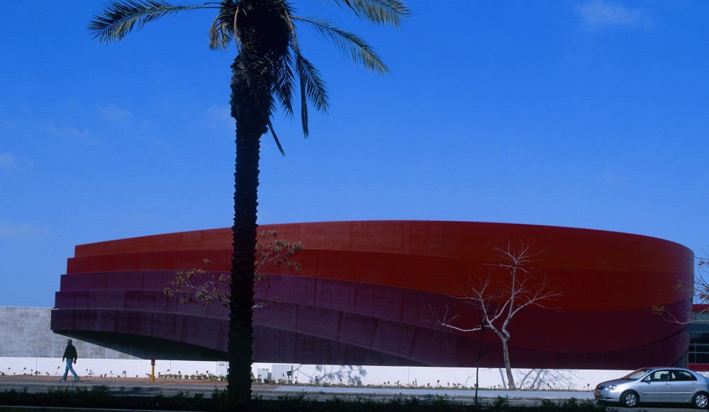 Design Museum Holon / Ron Arad Architects