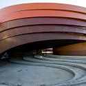 Design Museum Holon / Ron Arad Architects Construction Process © Ron Arad Architects