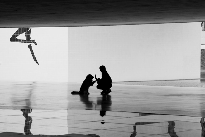 &#8220;Encontro&#8221;, an Oscar Niemeyer exhibition by Patricia Parinejad