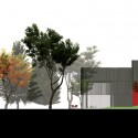 Housing for Columbian Soccer Team / DL+A (19) facade 01