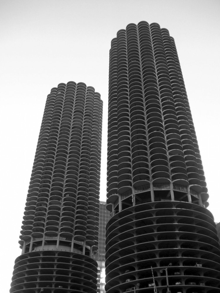 AD Classics: Marina City / Bertrand Goldberg