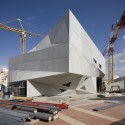 Tel Aviv Museum of Art Amir Building / Preston Scott Cohen Courtesy of Preston Scott Cohen
