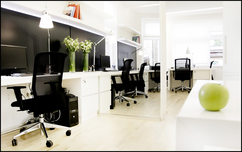 Architecture Interior Furniture Private Office
