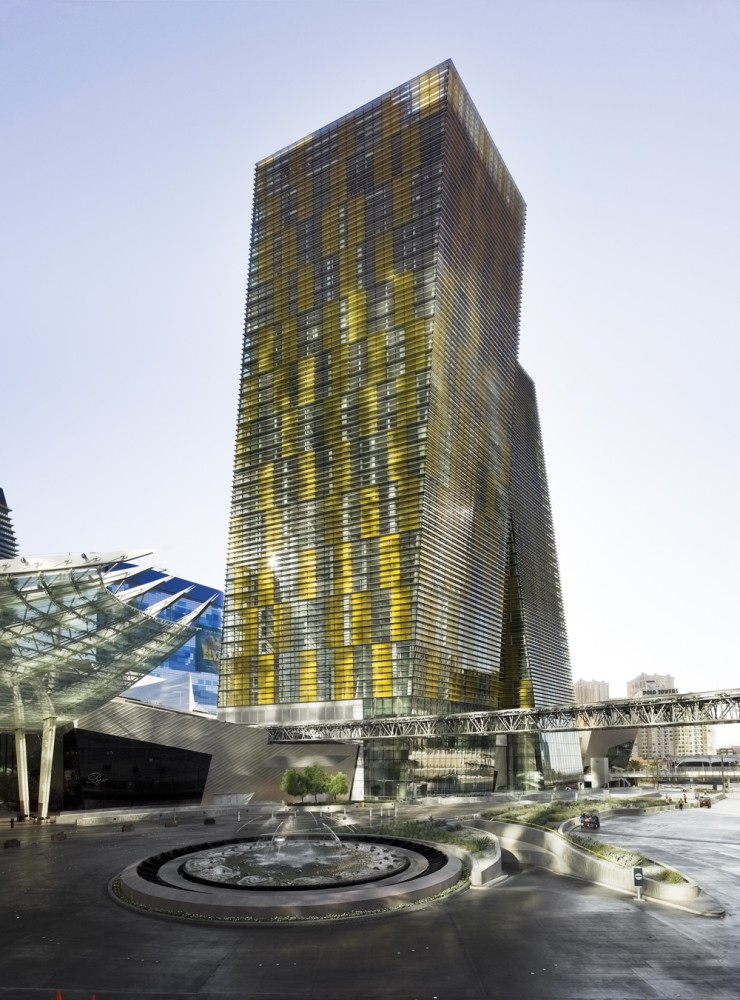 Veer Towers / Murphy/Jahn