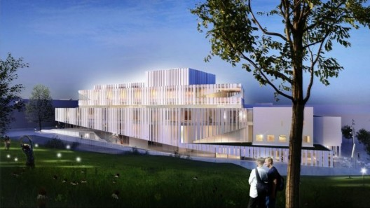 Update: Kristiansund Opera and Culture Center / C. F. Møller Architects