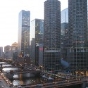 Chicago sunset © Zach Everson