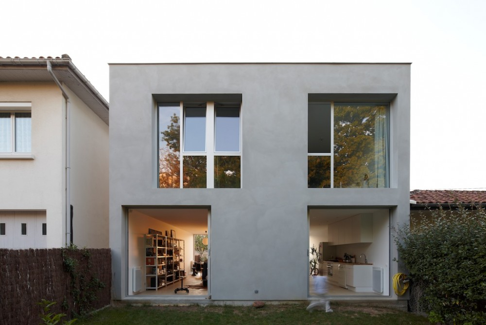 Single Family House / FABRE/deMarien
