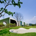 Green Weaving Club House - Hyunjoon Yoo Architects  Seunghoon Yum