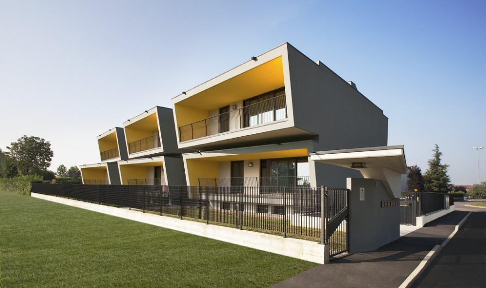 Shift Housing / AquiliAlberg