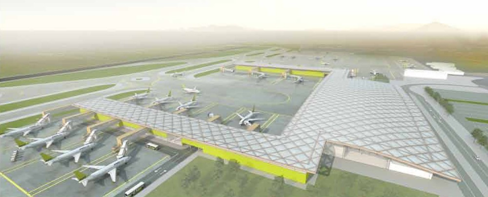 airBaltic terminal Competition finalists announced