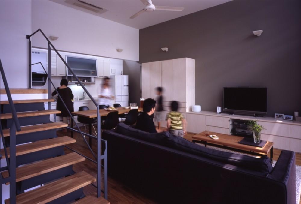 Y-house / IDEA Office © Kouichi Torimura