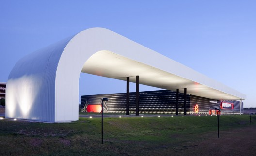 AD Round Up: Industrial Architecture Part IV