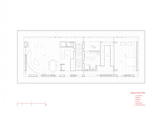 Floating house hyunjoon yoo architects archdaily for Floating house floor plans