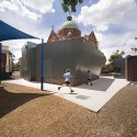 Sacred Heart Primary School Library / Suters Architects © Gollings Photography