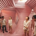 Turning Pink W/ / Leong Leong Architecture Courtesy of Leong Leong Architecture