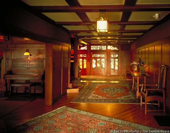 AD Classics: Gamble House / Greene & Greene