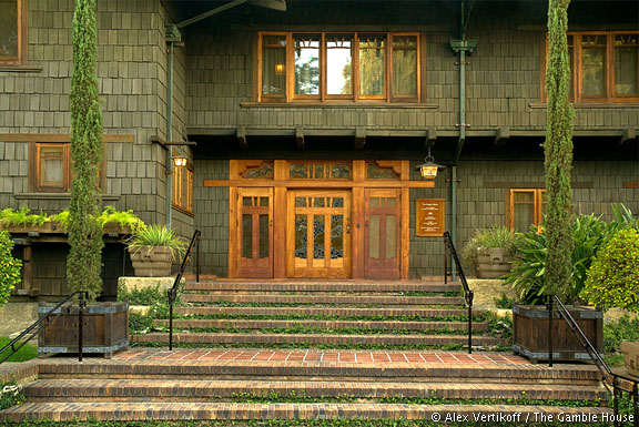 AD Classics: Gamble House / Greene &amp; Greene