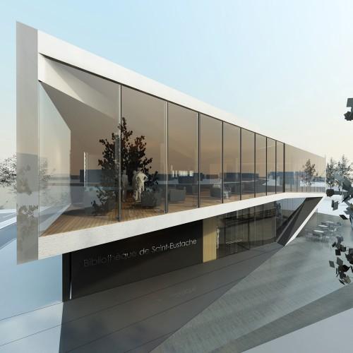 Saint-Eustache Library/ ACDF*
