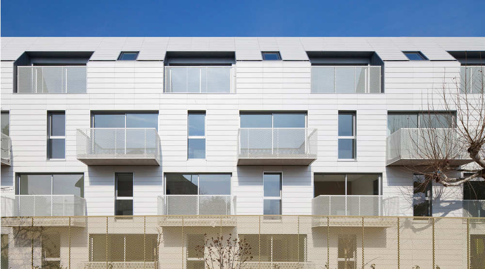 34 Social Housing Units In Paris / Atelier Du Pont