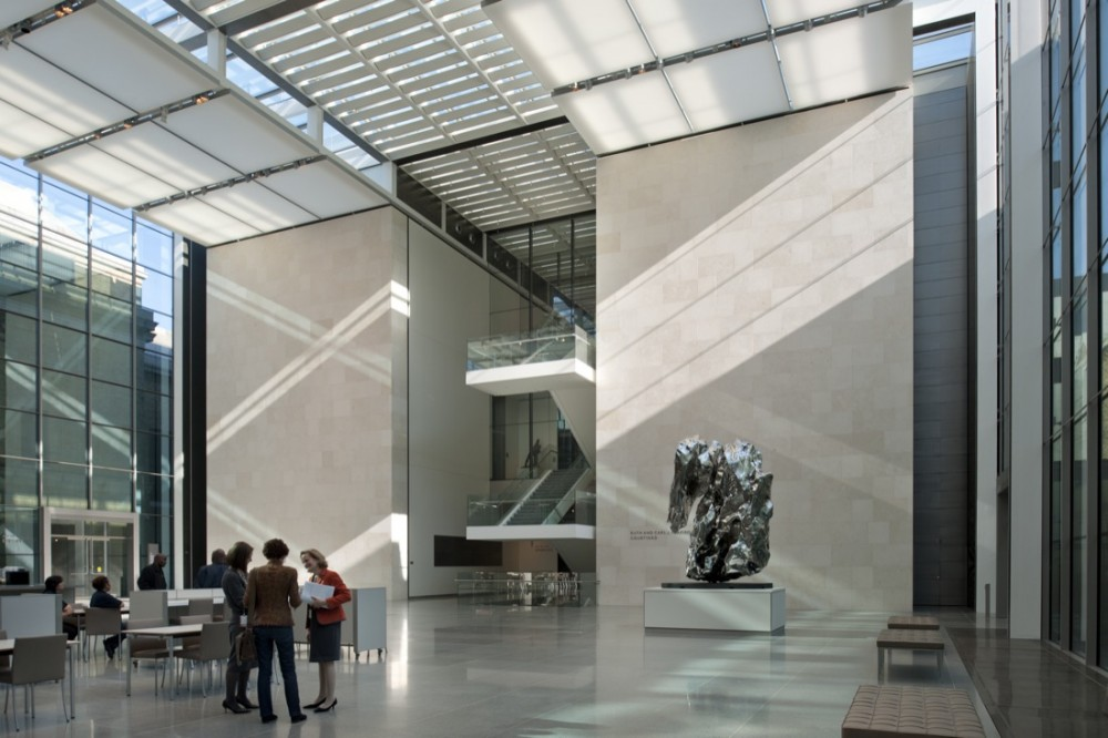 Art of Americas Wing at the Museum of Fine Arts, Boston / Foster + Partners