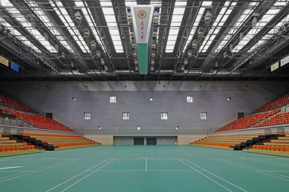 Tianjin Sports Arena / KSP Jrgen Engel Architekten