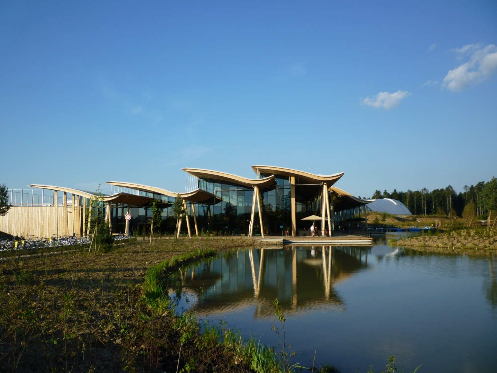 Aquamundo – Center Parcs Moselle / ARTUR Architectes Mandataire
