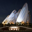 Zayed National Museum / Foster + Partners Courtesy of Foster + Partners
