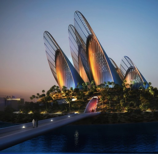 Zayed National Museum / Foster + Partners