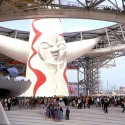 Osaka World Expo 1970 Tower of the Sun