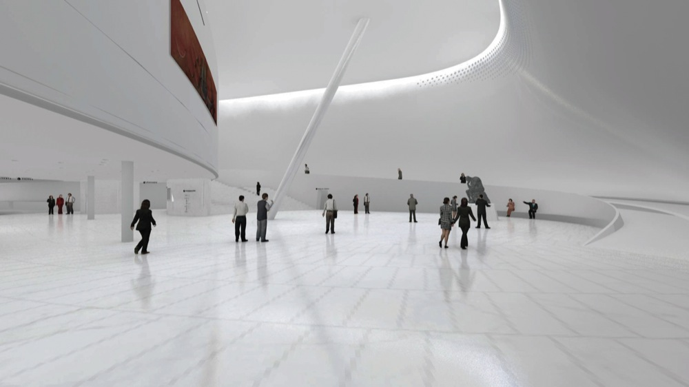 In Progress: Soumaya Museum / LAR