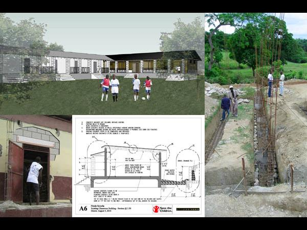 Clinton Bush Haiti Fund awards $800,000 to Architecture for Humanity