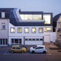 Roof Top Office Dudelange / dagli + atélier d'architecture © Jörg Hempel Photodesign