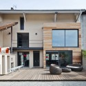 Renovation Of A Village House / L'Autre Fabrique Architectures © Luc Boegly