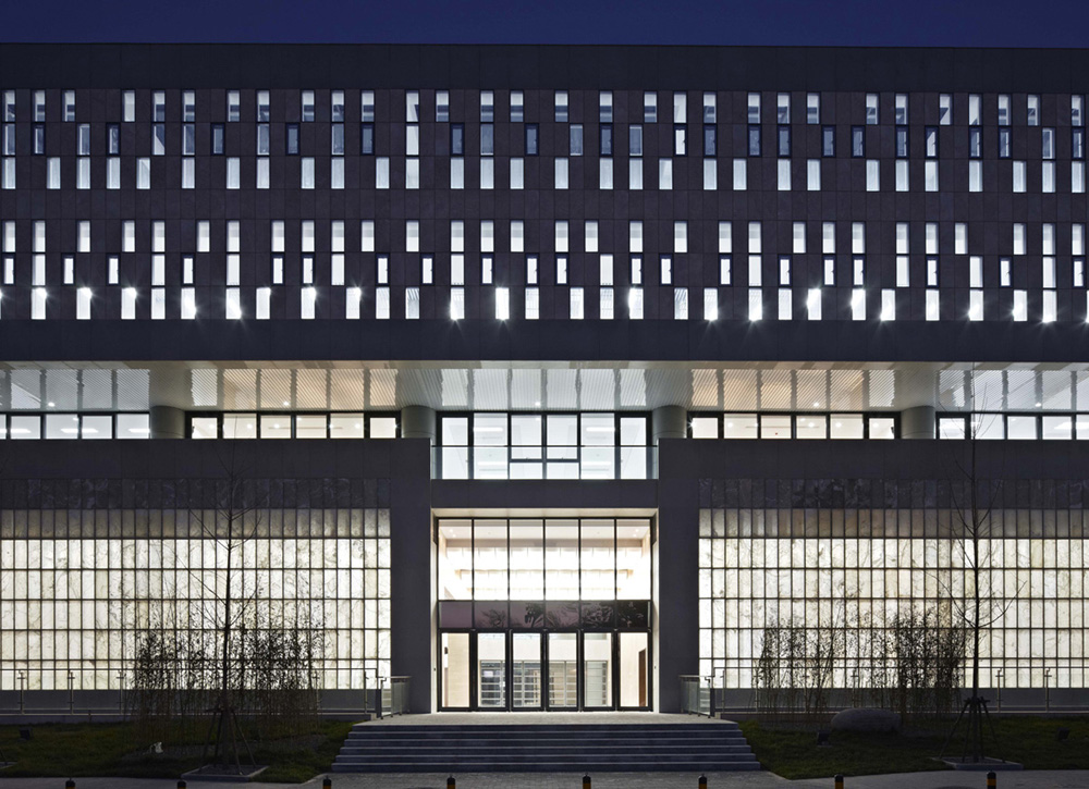 PKU University Of Law / Kokaistudios