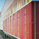 WSN Building Pavilion - pvanb architecten © Courtesy of pvanb architecten