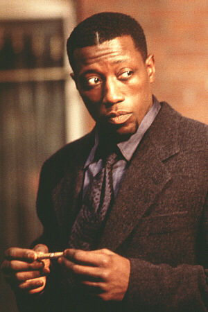 Wesley Snipes Jungle Fever < back to architects in movies