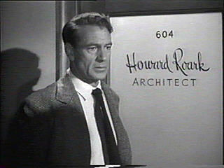 Gary Cooper in Fountainhead (1949)