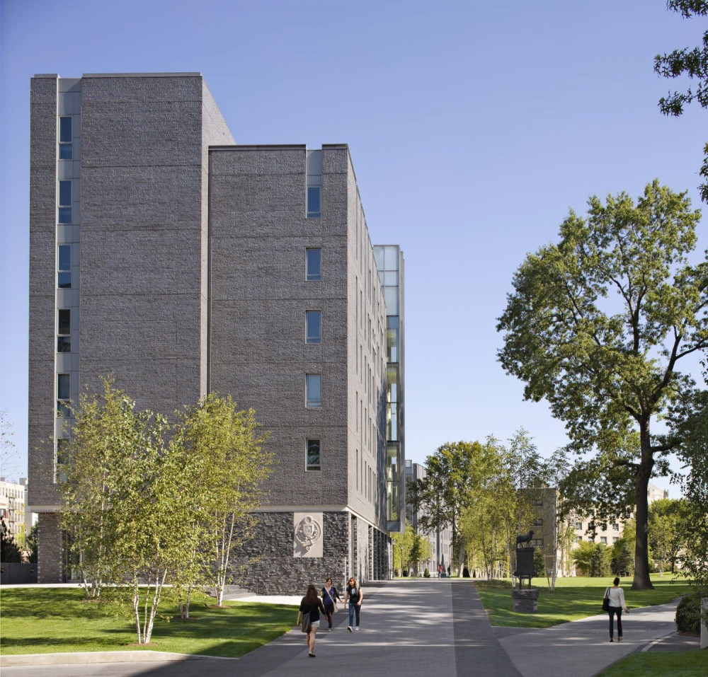 Fordham University New Residence Halls / Sasaki