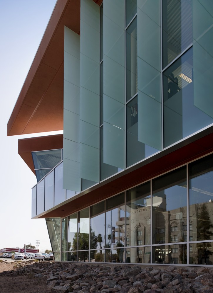 University of Arizona Student Recreation Center Expansion / Sasaki
