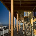 Northwest Maritime Center / Miller Hull © Nic Lehoux