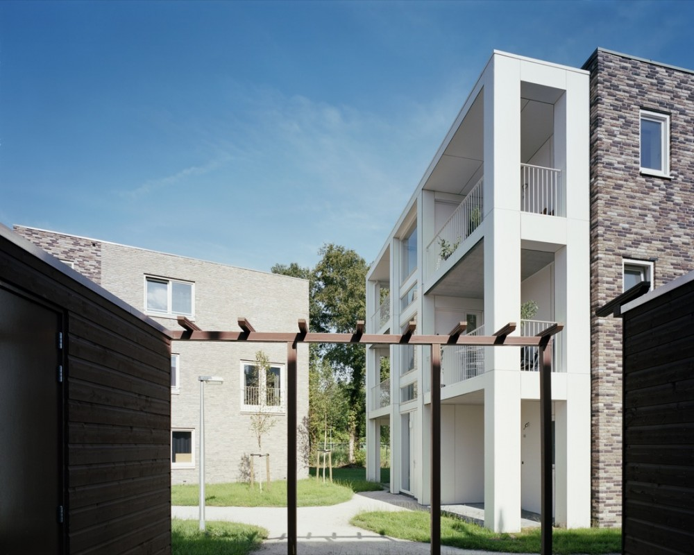 Bonairestraat Groningen / pvanb architecten