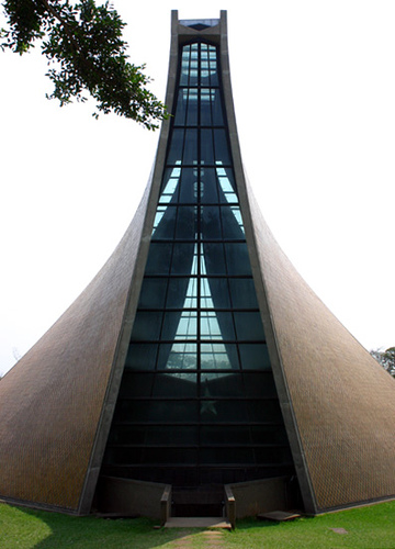 AD Classics: Luce Memorial Chapel / I.M. Pei