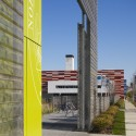 Gary Comer College Prep / John Ronan Architects © Steve Hall, Hedrich Blessing Photography