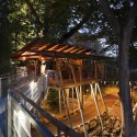 Morris Arboretum Tree Adventure / Metcalfe Architecture &amp; Design  Paul Warchol