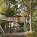 Morris Arboretum Tree Adventure / Metcalfe Architecture &amp; Designn  Paul Warchol
