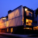 Glass Townhomes / Sander Architects © Sharon Risedorph