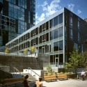 Cyan / PDX Building / THA Architecture Inc. & GBD Architects © Jeremy Bitterman