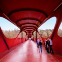 Bridge in Esch / Metaform Architects © Steve Troes Fotodesign