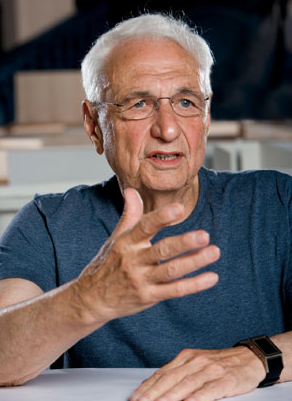 Frank Gehry interview on Playboy