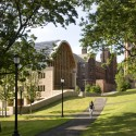 Kroon Hall Yale University / Centerbrook Architects and Planners and Hopkins Architects  Derek Hayn